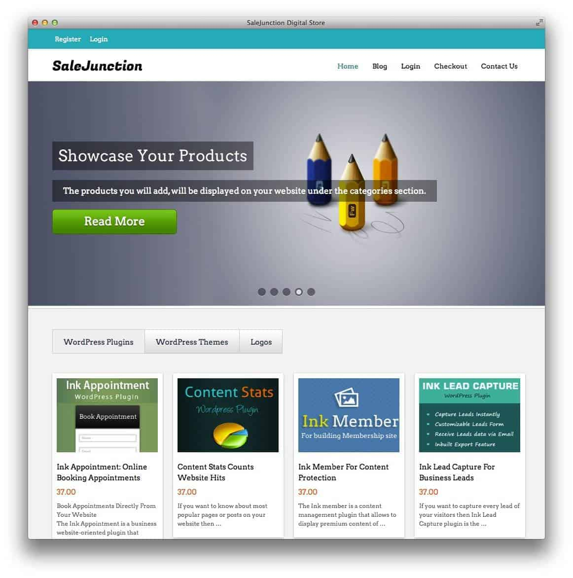 salejunction-wordpress-e-commerce-theme