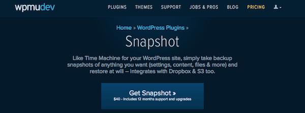 snapshot-plugin