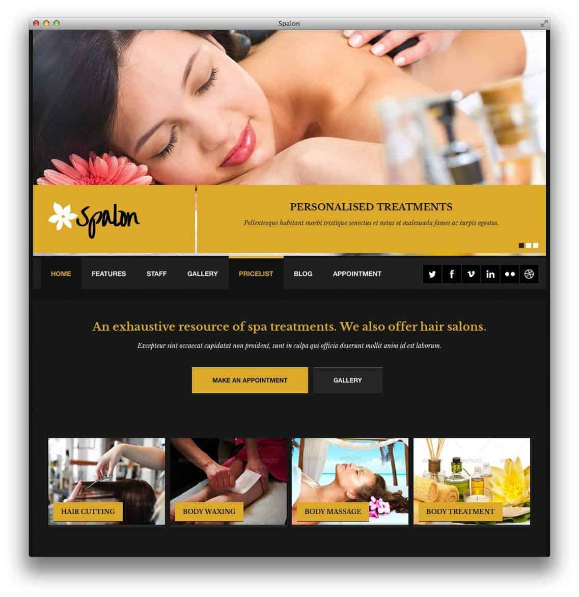 spalon-wordpress-theme
