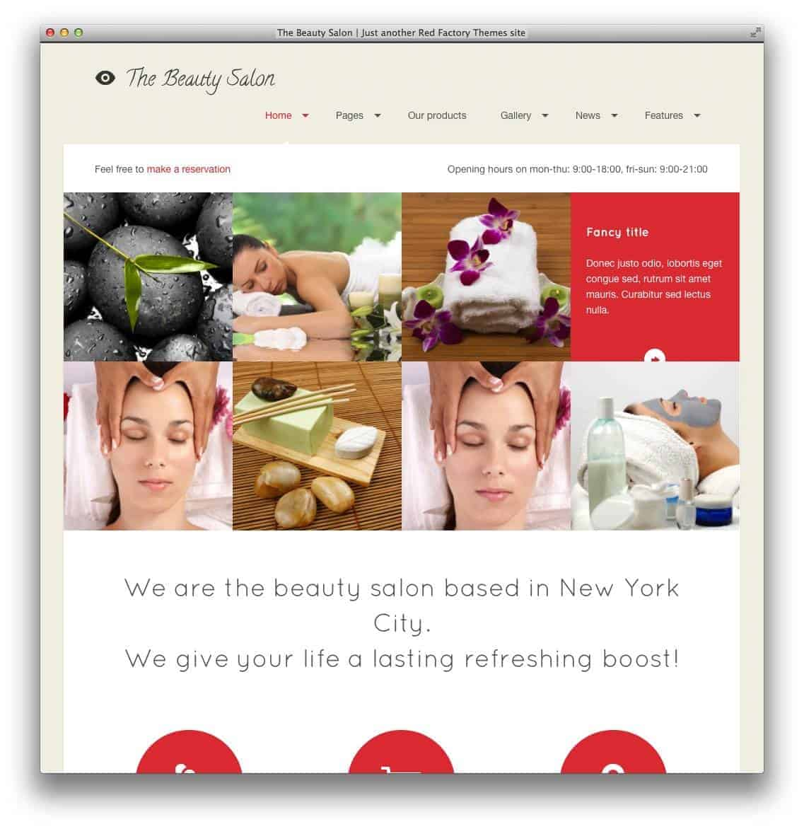 the-beauty-salon-theme