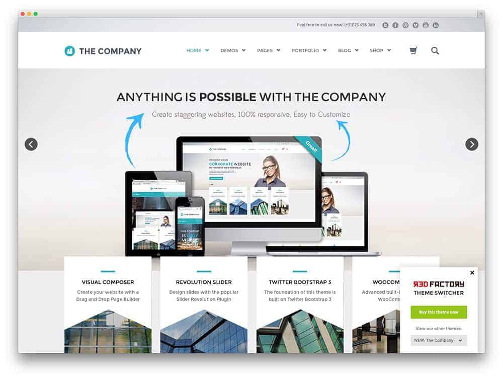 the-company-wordpress-template