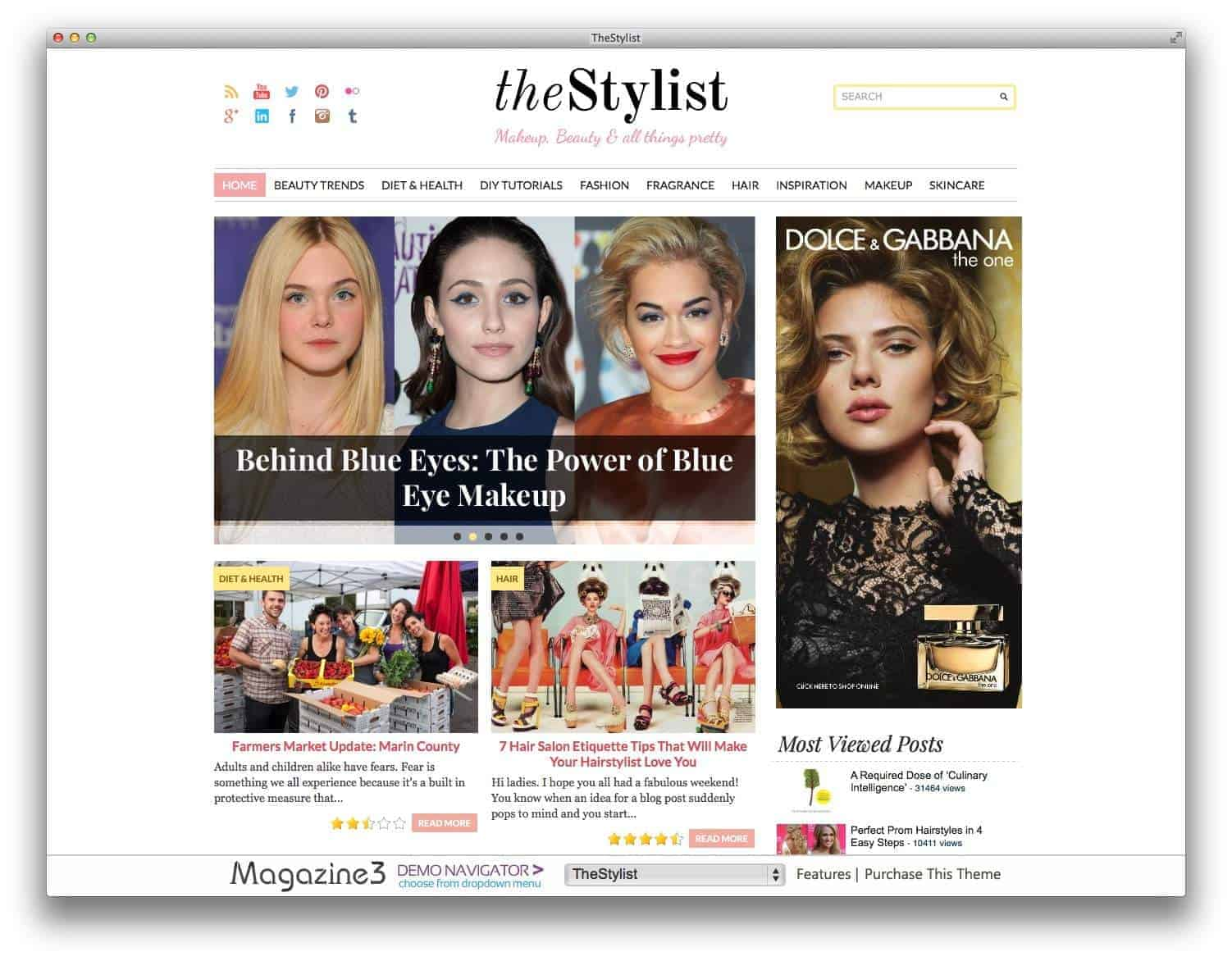 TheStylist-theme
