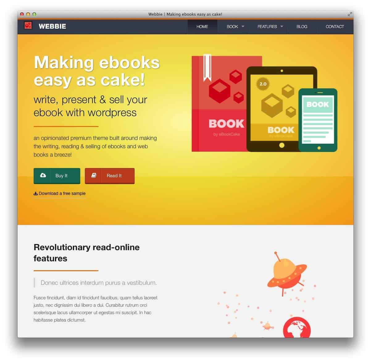 webbie-wordpress-theme