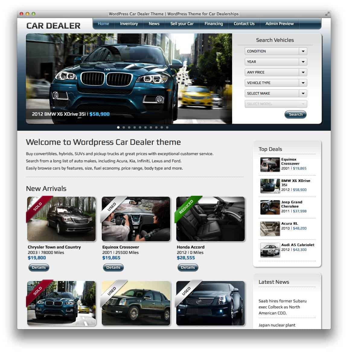 wordpress-car-dealer-theme
