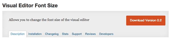 plugin-visual-editor-font-size