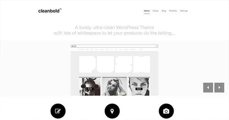 cleanbold-wp-theme