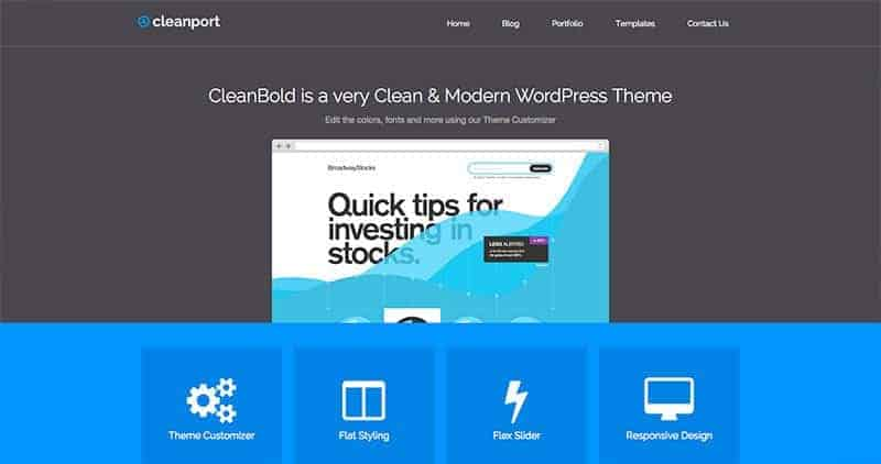 cleanport-wp-theme