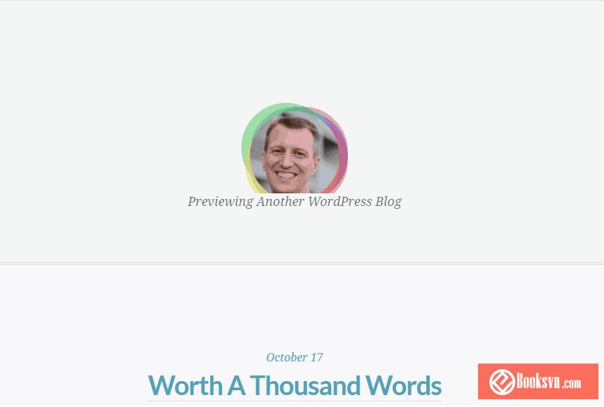 clear-tranquil-wordpress-theme