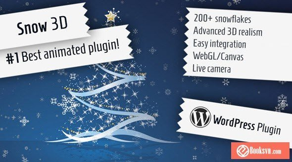 snow-3d-wordpress-plugin