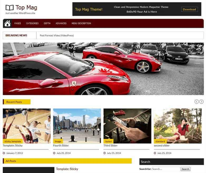 Top-Mag-WP-Theme
