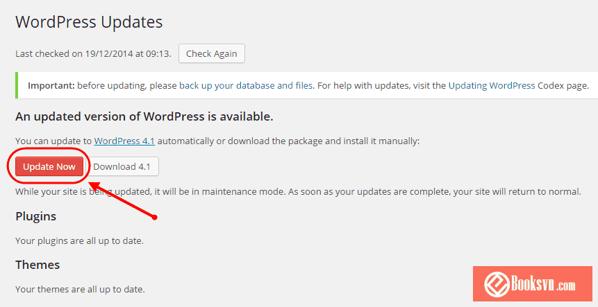 update-wordpress-4.1