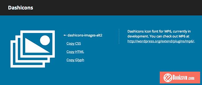 wordpress-dashicons-font-icons