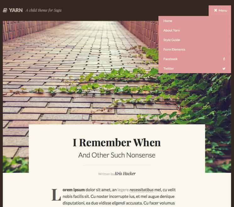 Yarn-WP-Theme1