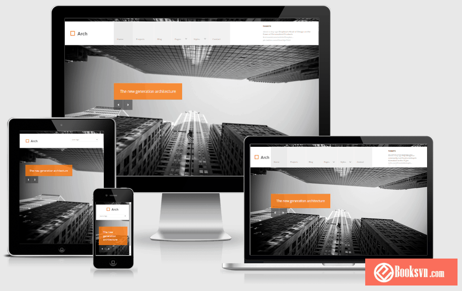 arch-responsive-architect-wordpress-theme