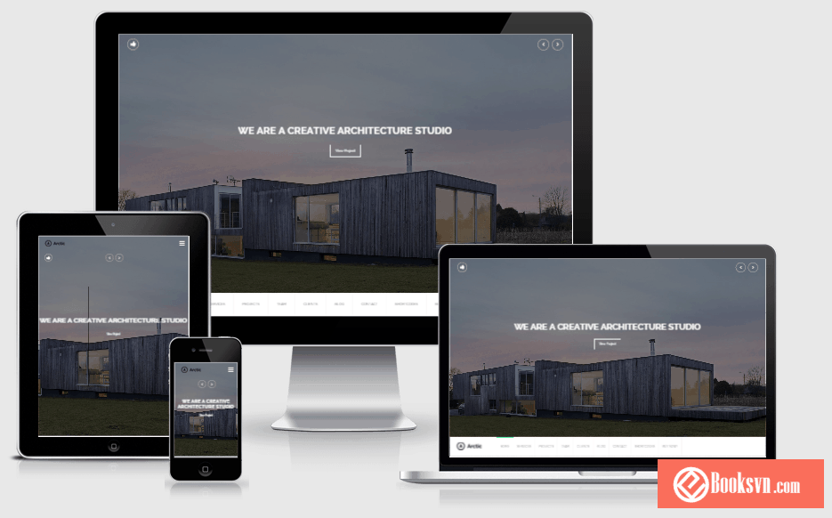 arctic-architecture-creatives-wordpress-theme
