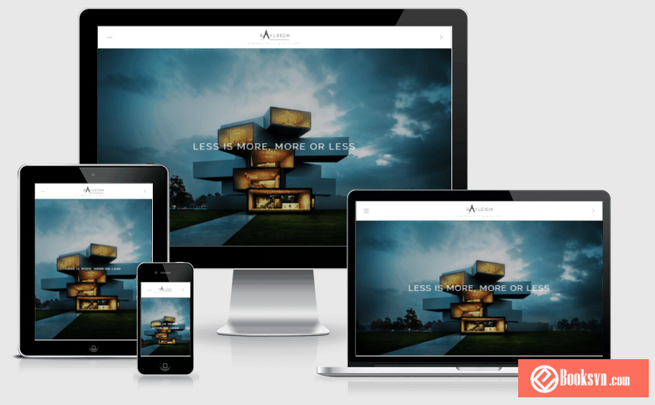 rayleigh-a-responsive-minimal-architect-theme