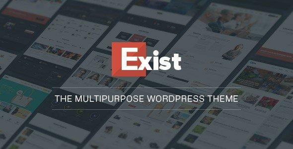 exist-wordpress-theme