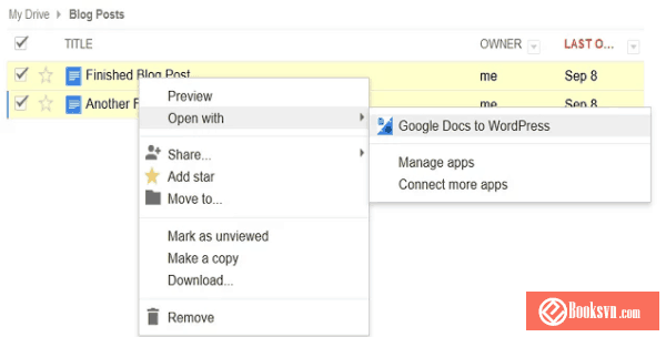 google-docs-to-wordpress-chrome-extensions