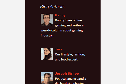 authors-list-widget