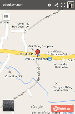 google-custom-maps-cho-wordpress