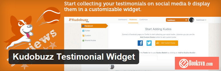 kudobux-testimonial-widget-wordpress-plugin