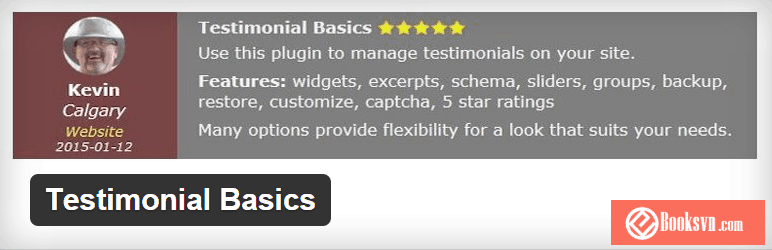 testimonial-basics-wordpress-plugin