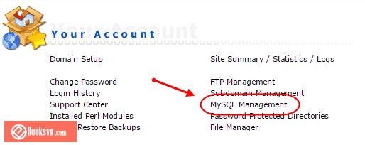 directadmin-mysql-management