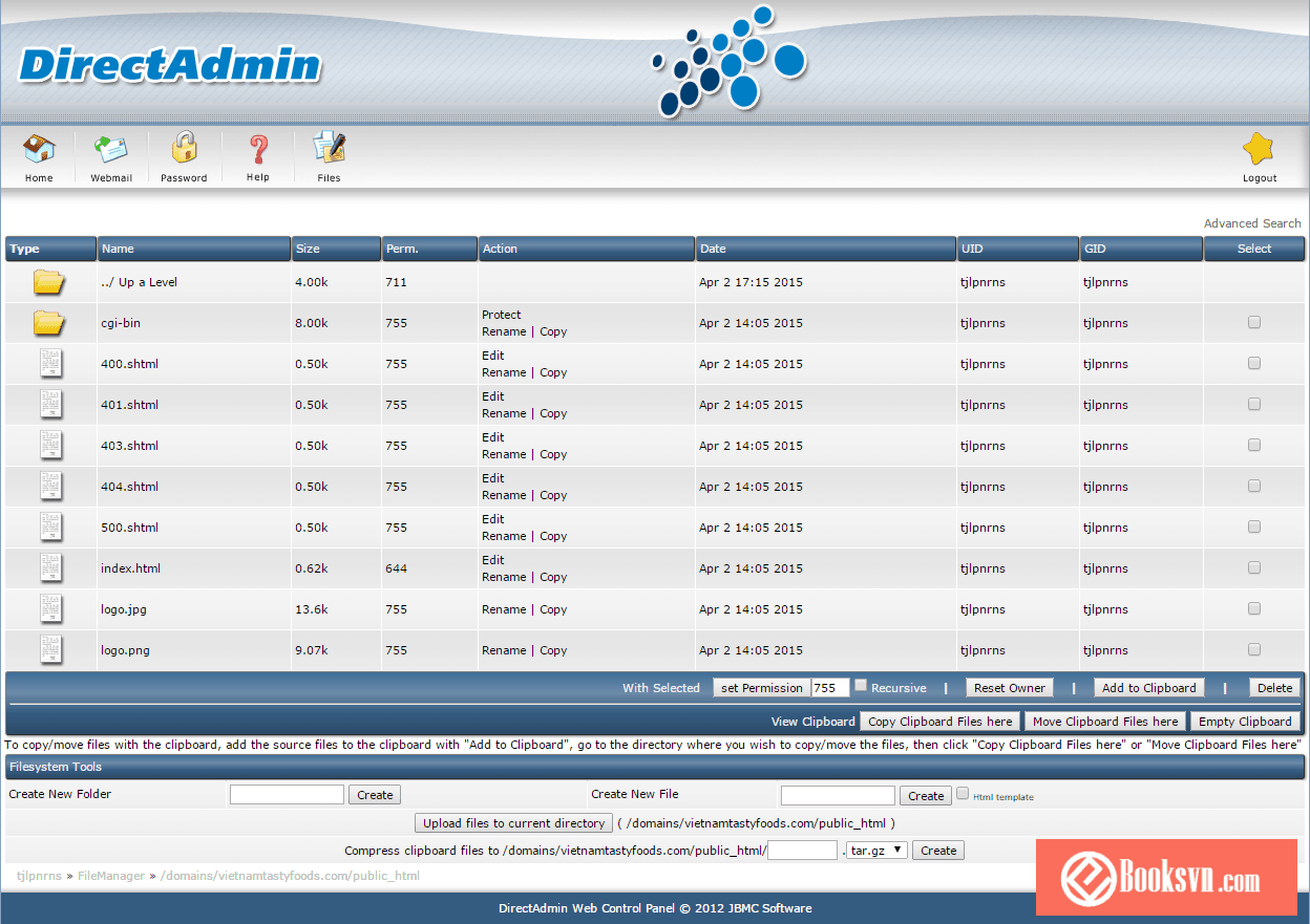 giao-dien-directadmin-file-manager