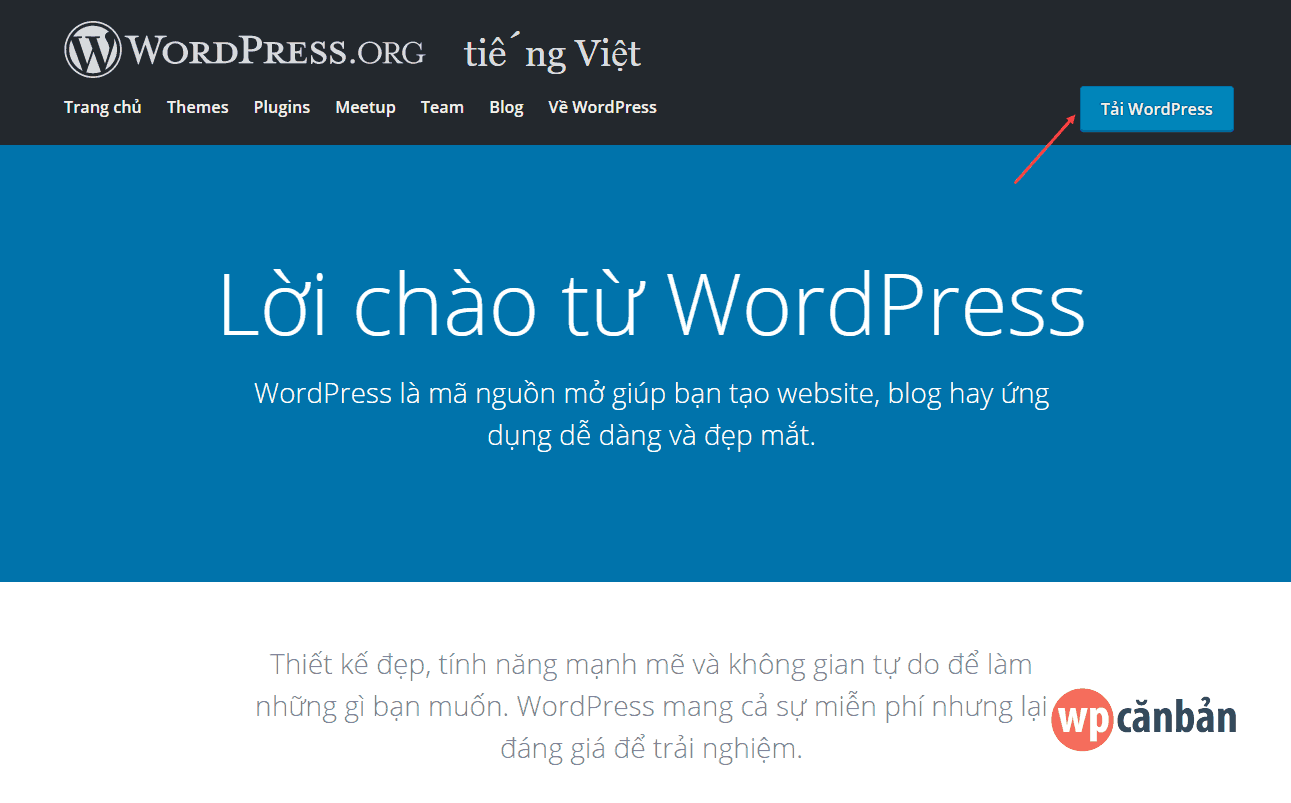 download-worpdress-tieng-viet