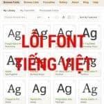 Hướng dẫn sửa lỗi font chữ tiếng Việt trên WordPress
