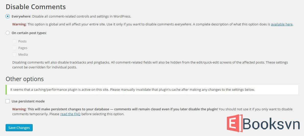 thiet-lap-plugin-disable-comments
