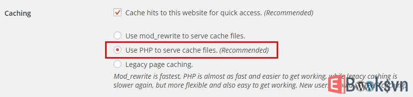 khuyen-dung-php-caching-tren-wp-super-cache
