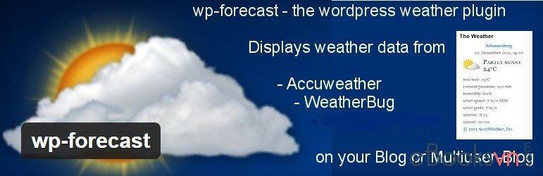 wp-forecast-wordpress-plugin