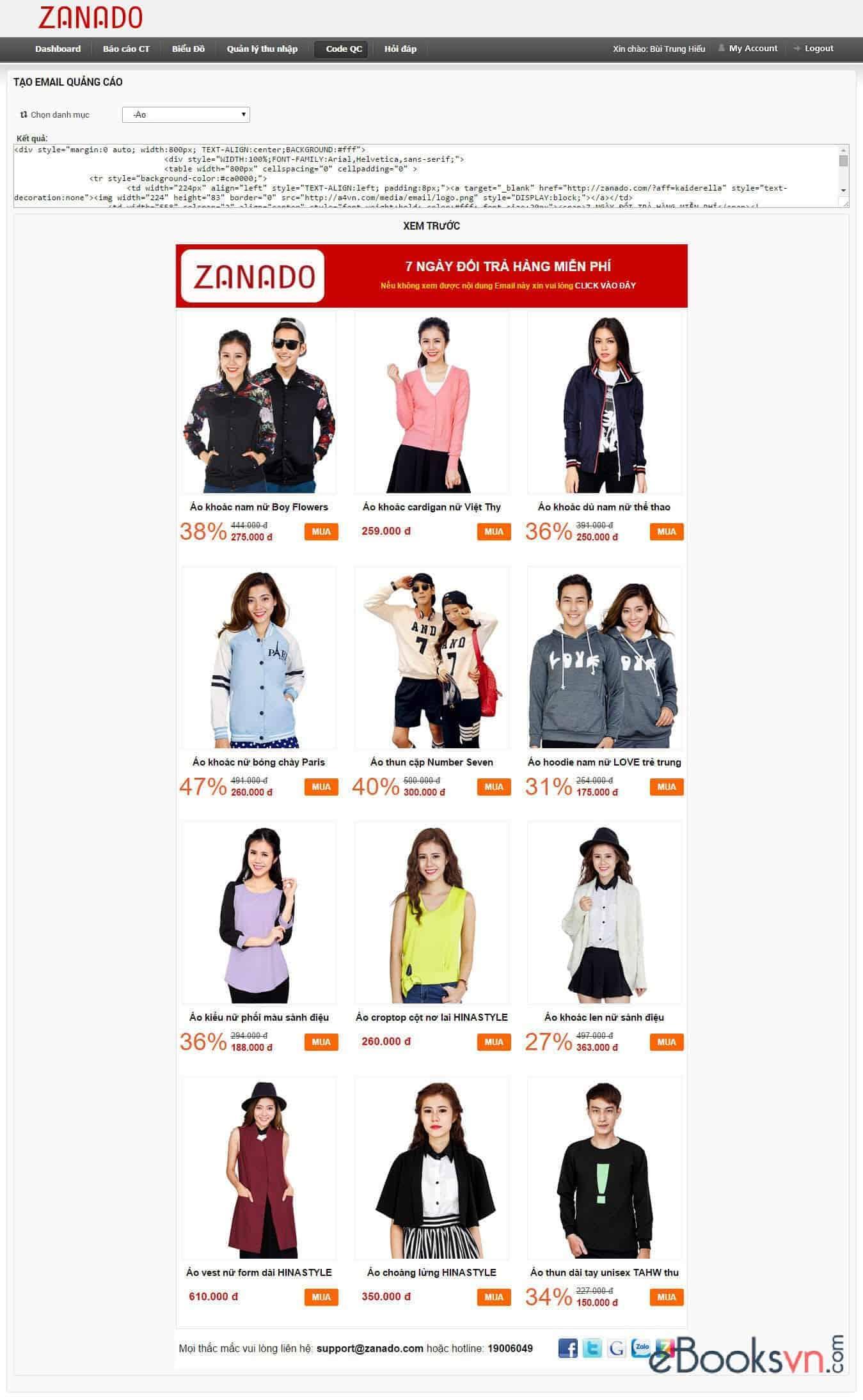 tao-email-quang-cao-affiliate-zanado