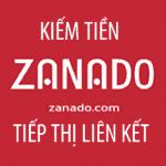 Hướng dẫn kiếm tiền tiếp thị liên kết với Zanado