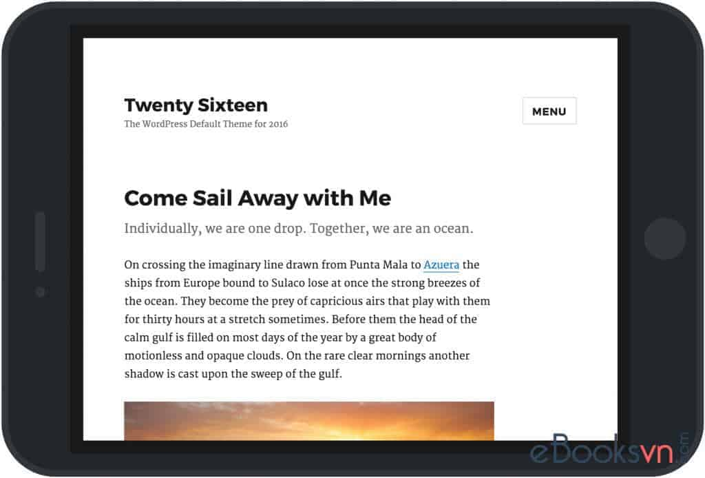 twenty-sixteen-wordpress-theme