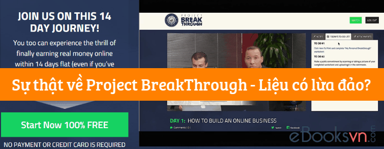 su-that-ve-project-breakthrough-lieu-co-lua-dao
