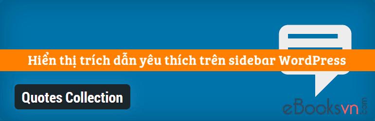 hien-thi-cac-trich-dan-yeu-thich-cua-ban-tren-sidebar-wordpress