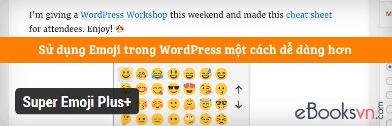 su-dung-emoji-trong-trinh-soan-thao-wordpress