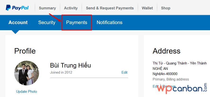 click-vao-muc-payments-trong-paypal