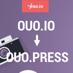 Ouo.io đổi tên miền thành Ouo.press do vi phạm bản quyền