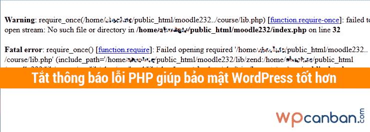 tat-thong-bao-loi-php-giup-bao-mat-wordpress-tot-hon
