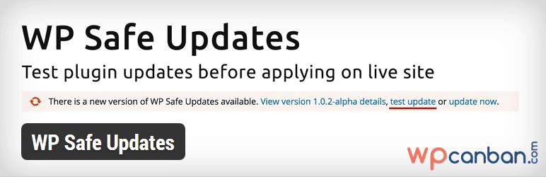 test-thu-plugin-wordpress-truoc-khi-update