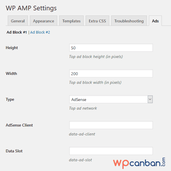 thiet-lap-tab-ads-cua-plugin-wp-amp