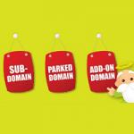 Hướng dẫn tạo addon domain và subdomain trong cPanel