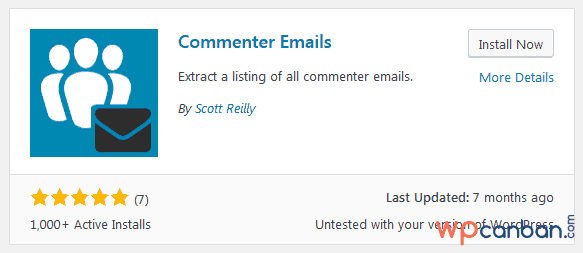 cai-dat-va-kich-hoat-plugin-commenter-emails