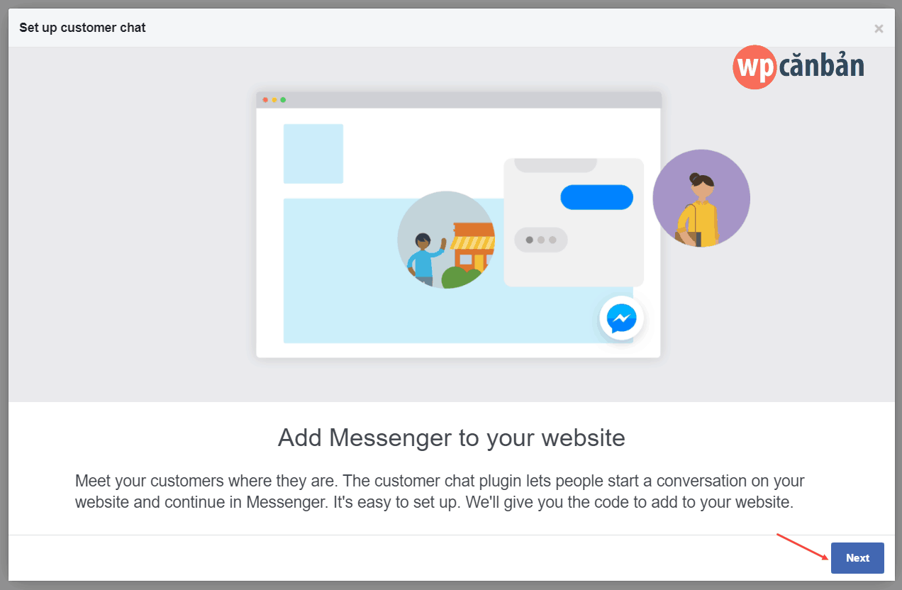add-messenger-to-your-website