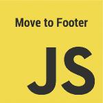 Chuyển tất cả JavaScript xuống footer trong WordPress
