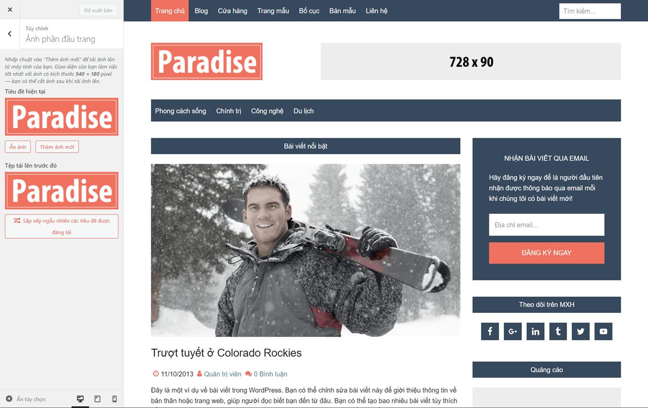 thiet-lap-logo-trong-theme-paradise