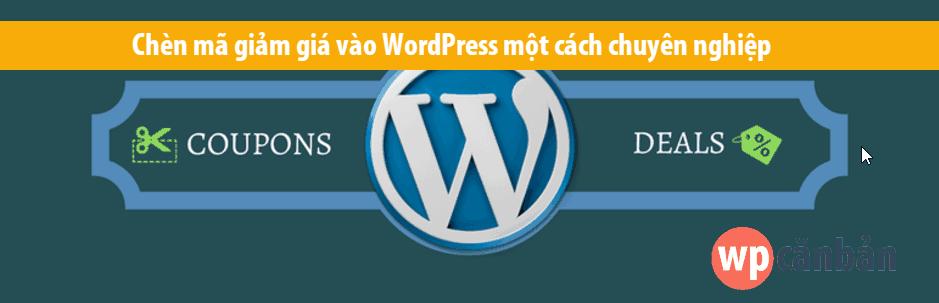 chen-ma-giam-gia-vao-wordpress-mot-cach-chuyen-nghiep